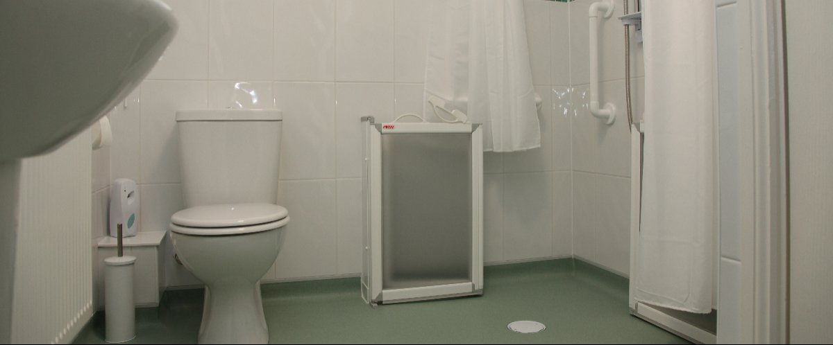 Disabled Wetroom Installation